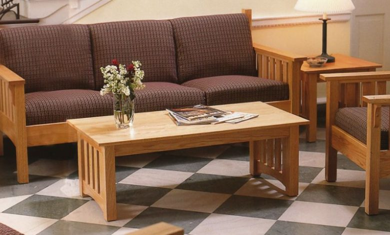 Amish Furniture and also the Mission Furniture Style – Yuta Homme