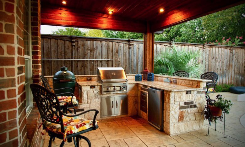 Photo of Designing A Budget Outdoor Kitchen: Quick Guide For Homeowners!