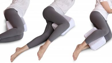 Photo of Importance of knee support pillow during sleep